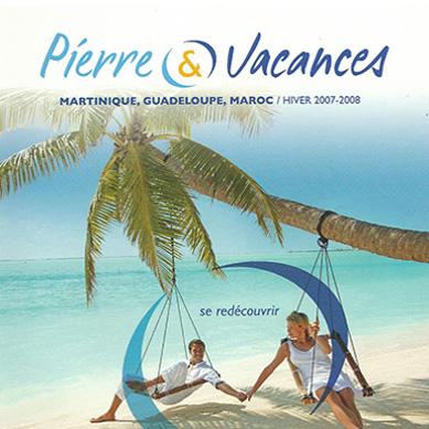 Pierre & Vacances, Catalogues Résidences